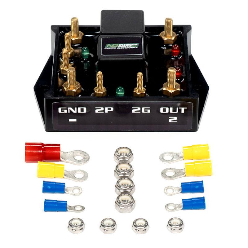 Dual 70 Amp Relay Module