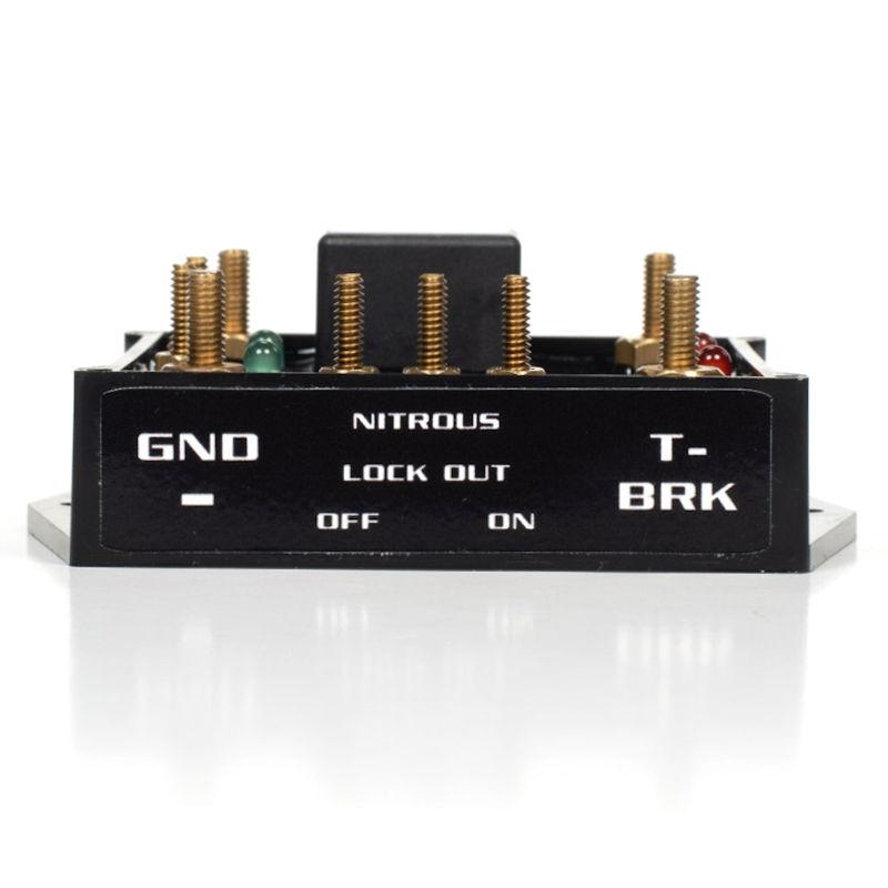 Nitrous Transbrake Module Bottom Side View