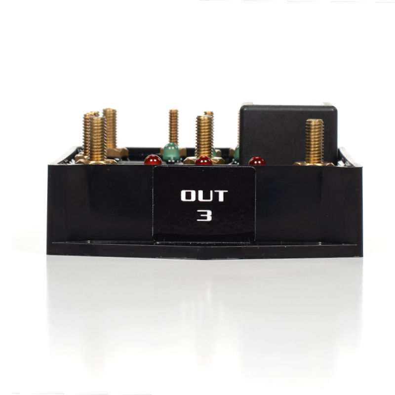 Single State Nitrous Controller Right Side View