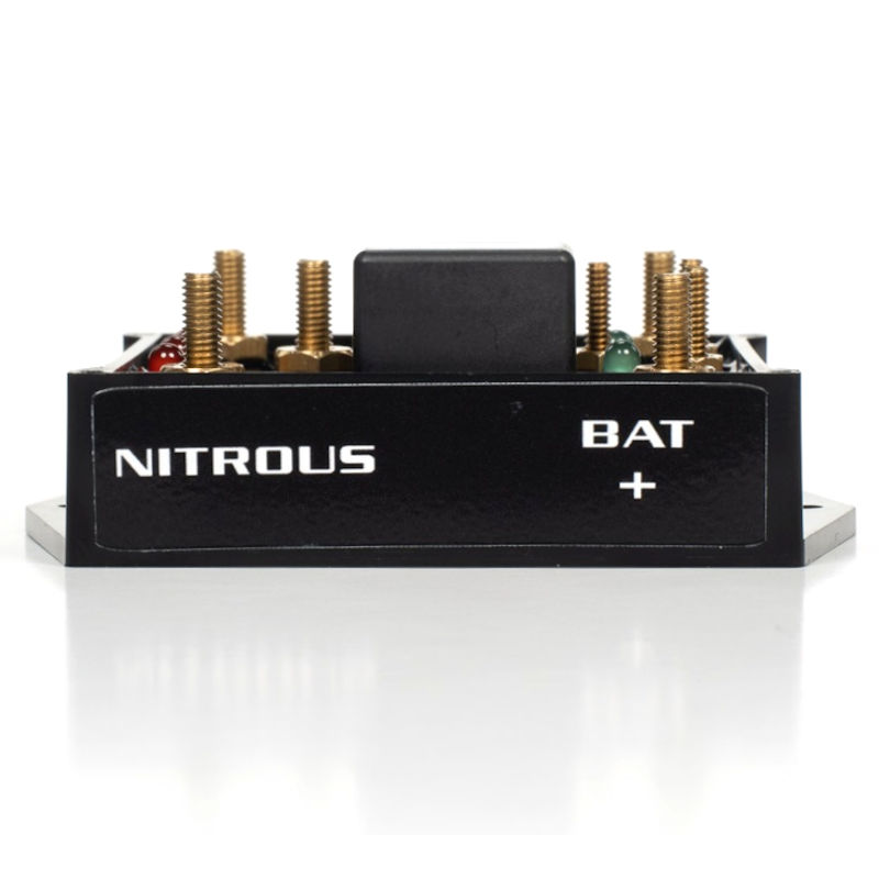 Single State Nitrous Controller Top Side View